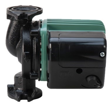 CIRCULATOR PUMP WITH CHECK VALVE 1/6hp 3 SPEED TACO