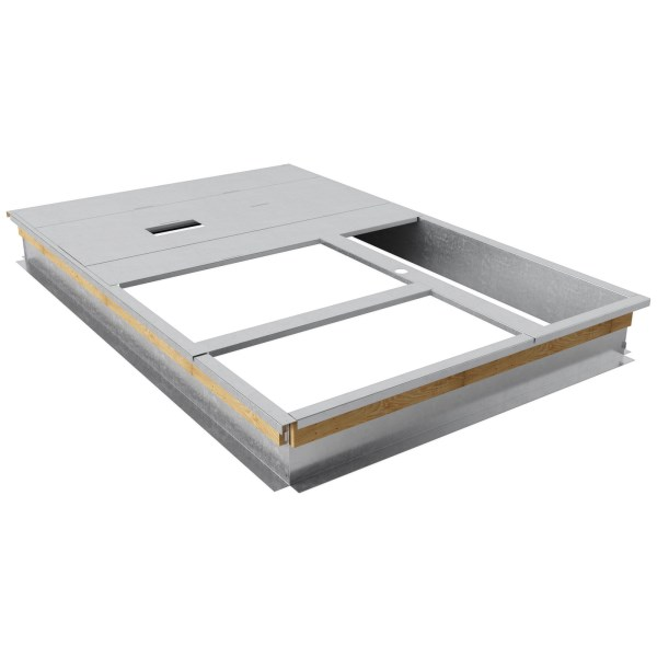 CURB FOR 7.5 - 12.5 TON 18in TALL MICRO METL, item number: 0597-018A-00010