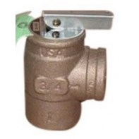 PRESSURE RELIEF VALVE 3/4in M x 3/4in F 30 PSI CONBRACO (25), item number: 10-407-05