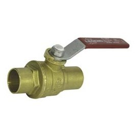 BALL VALVE FULL PORT 3/4in CxC S-1001 LEGEND (10), item number: 101-044