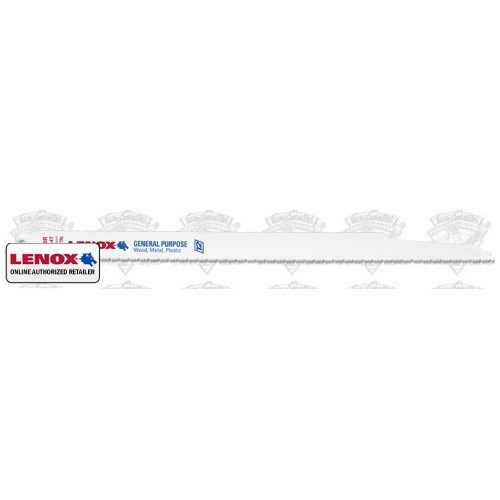 BLADE WOOD CUTTING (5 PACK) 10/14 TEETH PER INCH LENOX