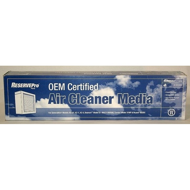 MEDIA AC1  GENERAL FILTER, item number: 12758