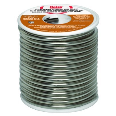 SOLDER LEAD FREE OATEY (25), item number: 16000