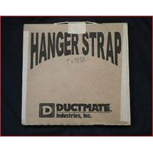 """STRAPPING 18 ga 1""""x100' BOXED DUCTMATE"""