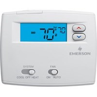 TSTAT NONPROG WHITE RODGERS (6), item number: 1F86-0244