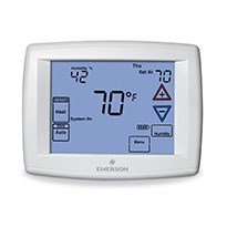 TSTAT TOUCHSCREEN HUMIDITY 4 HEAT 2 COOL WHITE RODGERS (6)