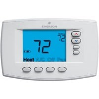 TSTAT UNIVERSAL EASY READER 4 HEAT 2 COOL WHITE RODGERS (6), item number: 1F95EZ-0671