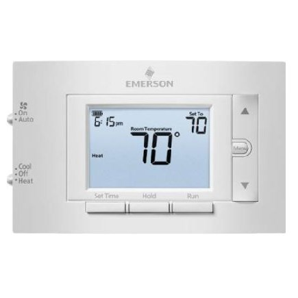 TSTAT PROGRAMMABLE SINGLE STAGE WHITE RODGERS (6), item number: 1F83C-11PR
