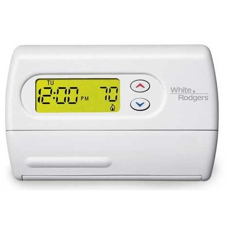 TSTAT NONPROG WHITE RODGERS (6), item number: 1F86-344