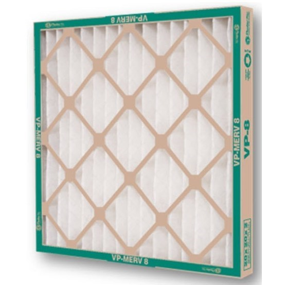 "FILTER PLEATED 14""x20""x1"" MERV 8 PUROLATOR (12)"