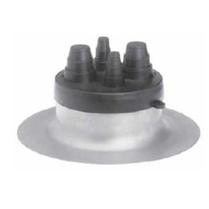 FLASHING ALUMINUM WITH 212 CAP PORTALS PLUS (5), item number: 22025