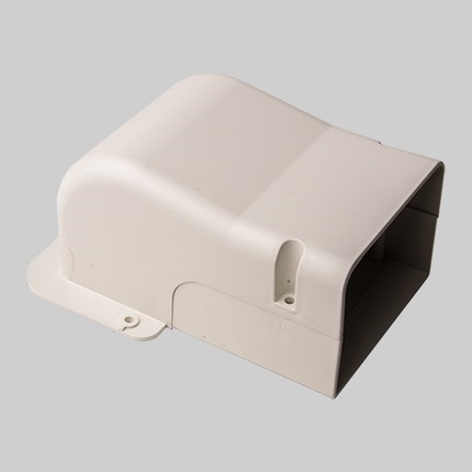 "WALL COVER INLET 4"" DIVERSITECH (10)"