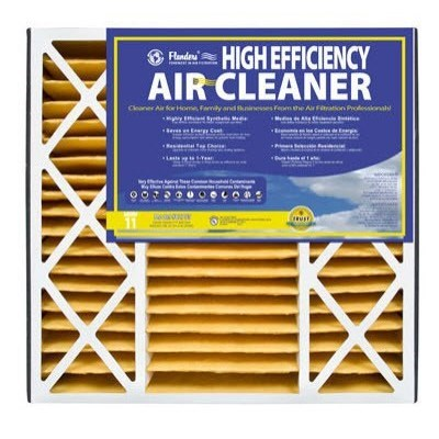 "FILTER MEDIA MERV 11 16""x25x4.5 HONEYWELL FLANDERS"