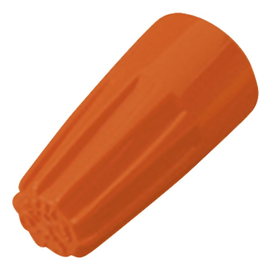NUT WIRE ORANGE (100 PACK) MARS (10), item number: M25932