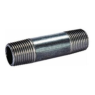 "NIPPLE BLACK PIPE 1/2""x5-1/2"""