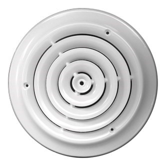 ! DIFFUSER ROUND CEILING 6in ACCORD (30), item number: 30006WH