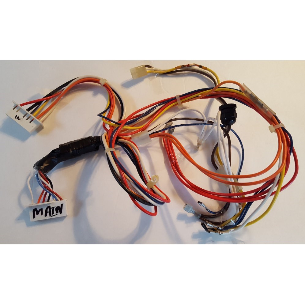 HARNESS WIRING RCD