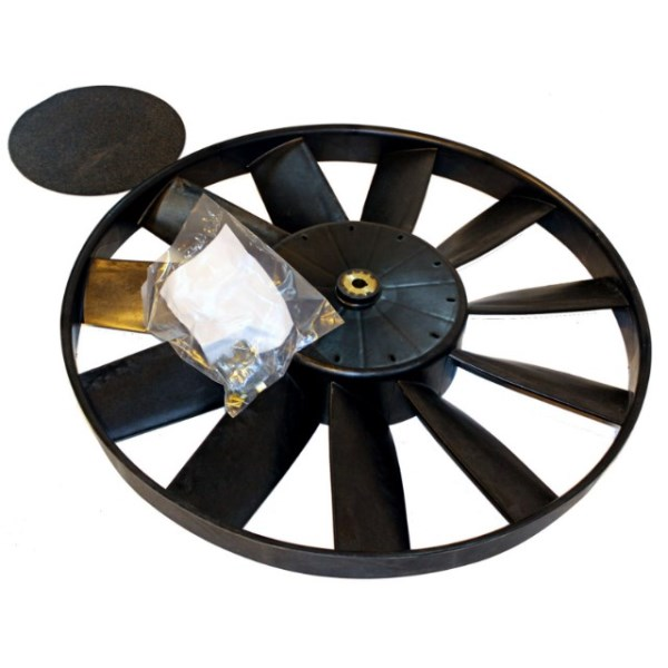 FAN WITH SPACER KIT RCD, item number: 30GX660017