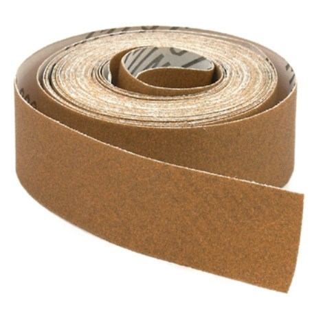 SANDCLOTH 120 GRIT 1-1/2inx10 YARDS, item number: 31317