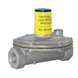 REGULATOR GAS PRESSURE 1/2in LEVER UP TO 2 PSI MAXITROL, item number: 325-3L-1/2