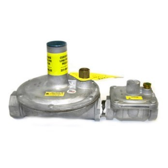 REGULATOR GAS PRESSURE 3/4in LEVER 2 TO 5 PSI MAXITROL, item number: 325-5AL48-3/4