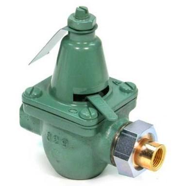 PRESSURE REDUCING VALVE 329-T3 FAST FILL 1/2in CAST IRON TACO, item number: 329-T4