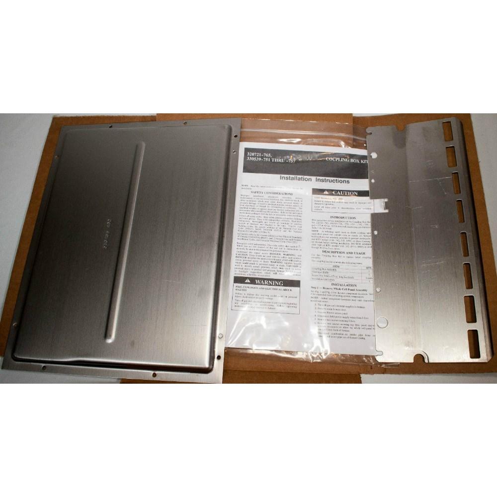 KIT COUPLING BOX 80 mbh 340A 350A 352A 355A PG9M RCD