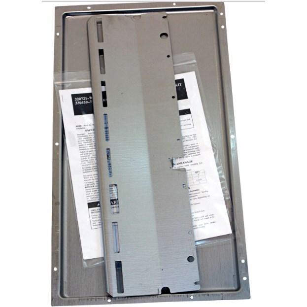 KIT COUPLING BOX 120 mbh 340A 350A 352A 355A PG9M RCD