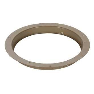 ! ROUND DUCT RING 6in BROWN ACCORD (20), item number: 34406BR