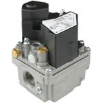 """GAS VALVE 1/2""""x3/4"""" FAST OPEN WHITE RODGERS (10)"""