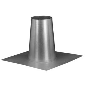 """FLASHING CONE TALL B VENT 3"""" HART & COOLEY (6)"""