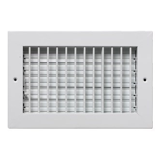 "REGISTER SUPPLY 14""X6"" WHITE ACCORD (20)"