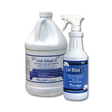 GAS LEAK DETECTOR CAL-BLUE LT QUART NU-CALGON (6), item number: 4183-24