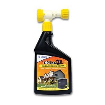 COIL CLEANER TRICLEAN 2X QUART NU-CALGON ALUMINUM SAFE (6)