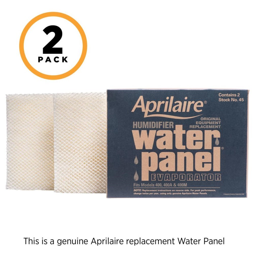 WATER PANEL (2 PACK) 400  APRILAIRE (5), item number: RP-45