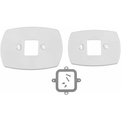 WALLPLATE COVER MEDIUM & LARGE HONEYWELL (2)