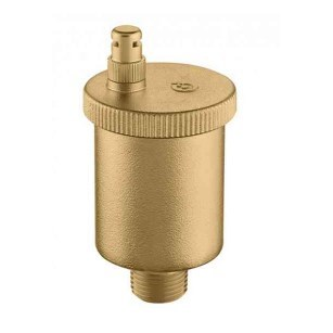 AIR VENT MALE 1/2in NPT HIGH CAPACITY CALEFFI (10), item number: 502243A