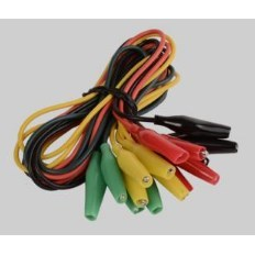 LEADS TEST LOW VOLTAGE COLOR CODED DEVCO, item number: 5031