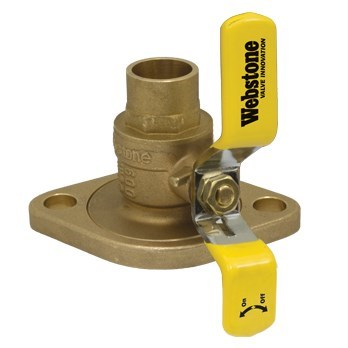 "ISOLATOR SWT 1"" ROTATING FLANGE WEBSTONE"