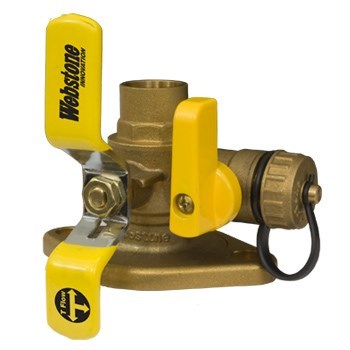 """ISOLATOR WITH DRAIN SWT 1"""" ROTATING FLANGE WEBSTONE"""