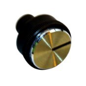 ADJUSTMENT KNOB BLACK RCD