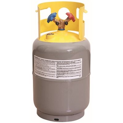 TANK RECOVERY EMPTY 30 lb GOLDEN REFRIGERANT