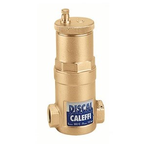 AIR SEPARATOR 3/4in SWT COMPACT DISCAL CALEFFI (12), item number: 551022A