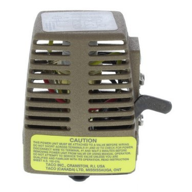 POWER UNIT ZONE VALVE TACO, item number: 555-050RP