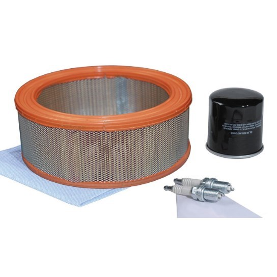 MAINTENANCE KIT 12 - 17kw ROUND FILTER HONEYWELL GENERATOR