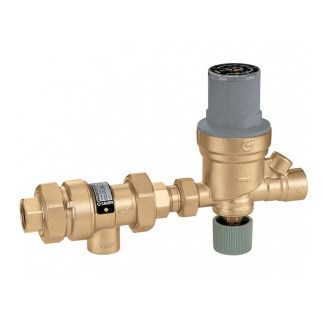 AUTO FILL BACK FLOW PREVENTER VALVE 1/2in SWT 1/2in FIP CALEFFI, item number: 573009A