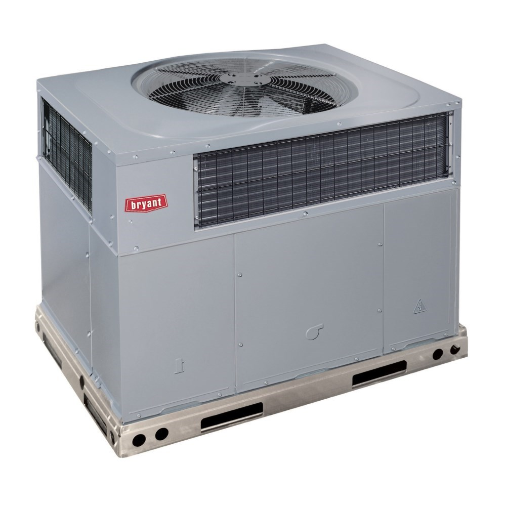 ROOFTOP PURON 230v 1ph 2 TON COOLING 60 mbh HEATING BRYANT