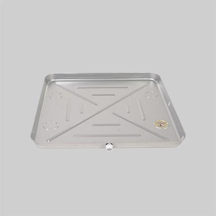 DRAIN PAN 26 GA 30inx30in METAL DIVERSITECH (5), item number: 6-M3030
