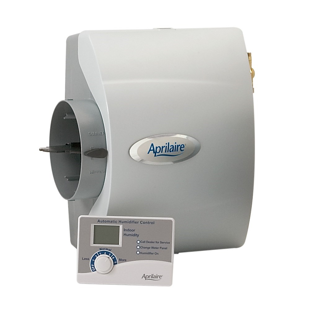HUMIDIFIER BYPASS AUTOMATIC HUMIDISTAT APRILAIRE (24)