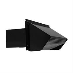 "WALL CAP 3""x10"" BLACK BROAN"